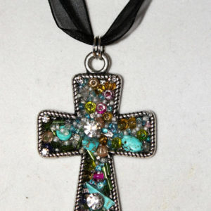 Product - New Cross Necklace